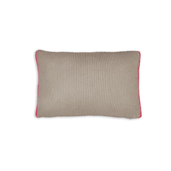 PIP Bonsoir Cushion Khaki 40x60 cm