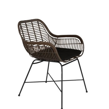 Dutchbone ARMCHAIR CANTIK OUTDOOR
